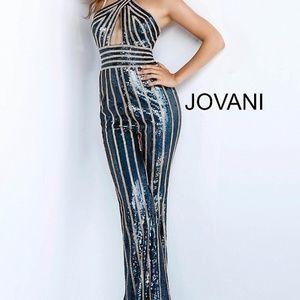 Jovani Evening Jumpsuit